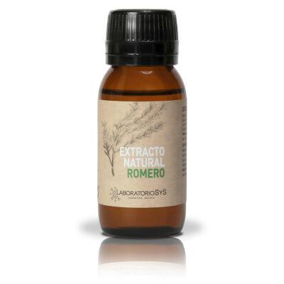 Extracto natural romero