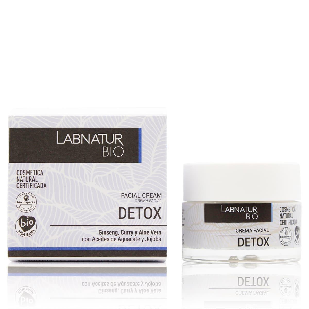Crema Facial Bio Detox