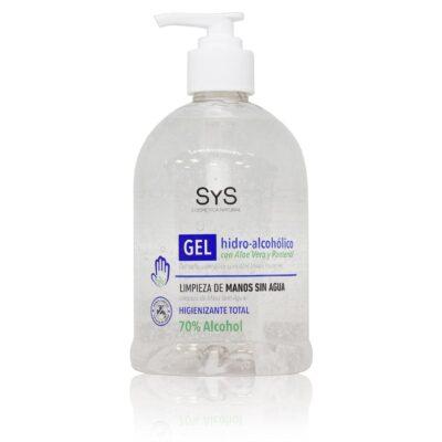 gel hidro alcoholico