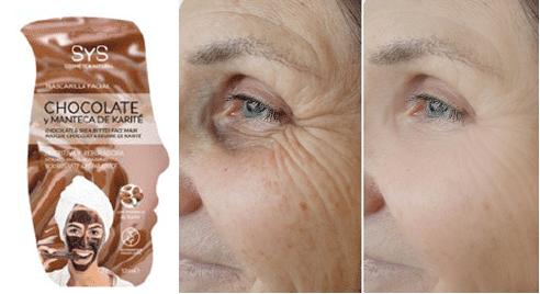 Mascarilla Facial SYS Chocolate